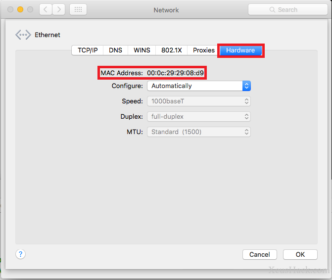How to spoof your MAC Address on a Mac (OS X) | Hacking Tutorials by Xeus