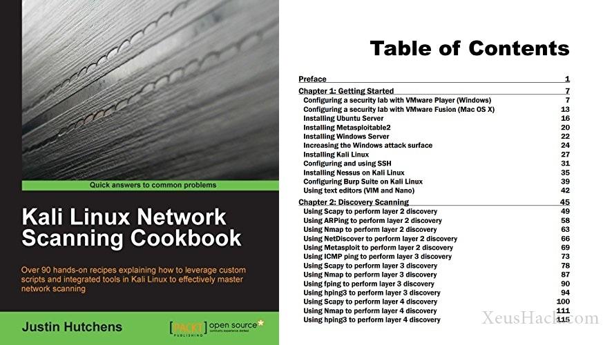 Kali Linux Cookbook Ebook